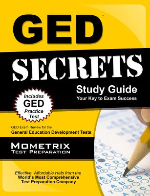 Image for GED Secrets Study Guide: GED Exam Review for the General Educational Development Tests (Mometrix Secrets Study Guides)