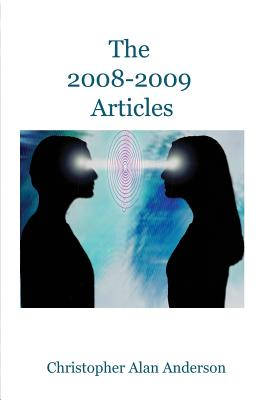 The 2008 - 2009 Articles, Anderson, Christopher Alan