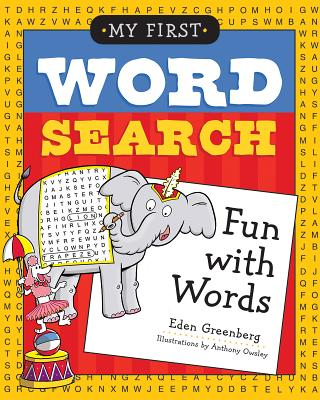 """My First Word Search: Fun with Words, """"Greenberg, Eden"""""""