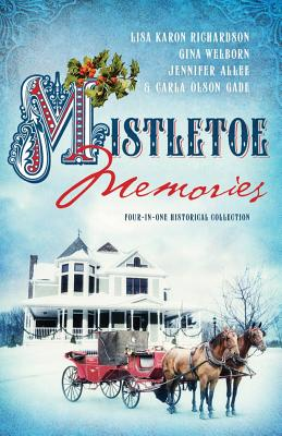 Image for Mistletoe Memories: Four Generations Transform a House Into a Home for Christmas (Romancing America)