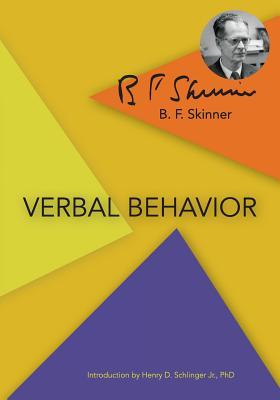 Verbal Behavior, Skinner, B. F.