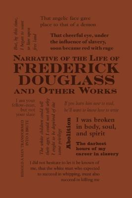 Image for Narrative of the Life of Frederick Douglass and Other Works (Word Cloud Classics)