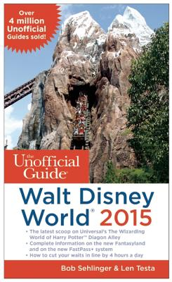 Image for The Unofficial Guide to Walt Disney World 2015