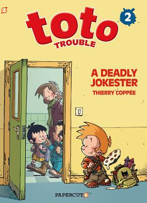 Image for Toto Trouble #2  A Deadly Jokester