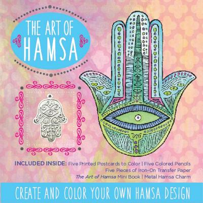 Image for The Art of Hamsa Kit: Inspiring Drawings, Designs and Ideas for Creating