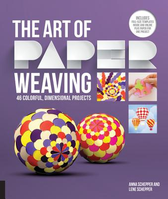 Image for ART OF PAPER WEAVING : 46 COLORFUL  D