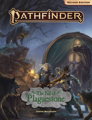 Image for Pathfinder Adventure: The Fall of Plaguestone (P2)