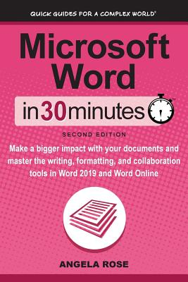 Image for Microsoft Word in 30 Minutes: