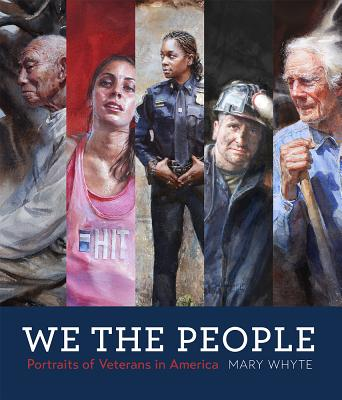 Image for WE THE PEOPLE: PORTRAITS OF VETERANS IN AMERICA