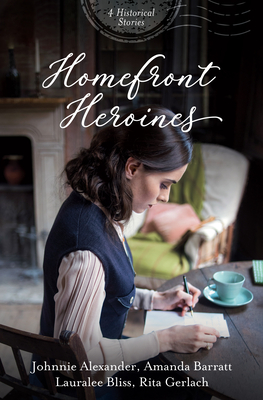 Image for Homefront Heroines: 4 Historical Stories