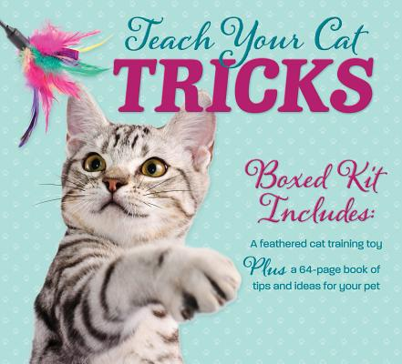 Image for Teach Your Cat Tricks Book and Toy Kit