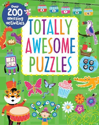 Image for TOTALLY AWESOME PUZZLES