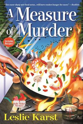 Image for A Measure of Murder: A Sally Solari Mystery