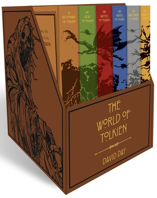 Image for Tolkien Boxed Set (Word Cloud Classics)