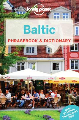 Image for Lonely Planet Baltic Phrasebook & Dictionary