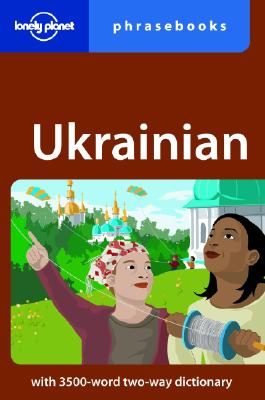 Image for Lonely Planet Ukrainian Phrasebook