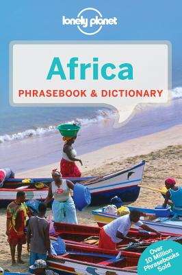 Image for Lonely Planet Africa Phrasebook & Dictionary