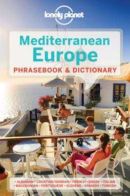 Image for Lonely Planet Mediterranean Europe Phrasebook