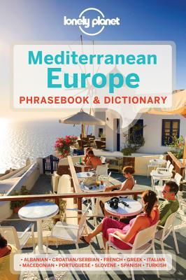 Image for Mediterranean Europe Phrasebook