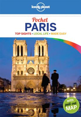 Image for Lonely Planet Paris Pocket (Encounter)