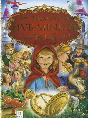 Image for My Treasury of Five-Minute Tales