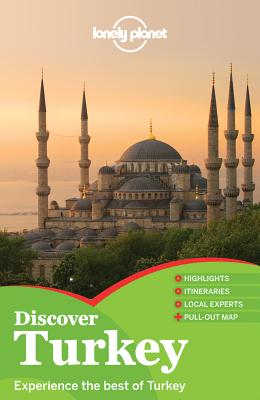 Image for LONELY PLANET DISCOVER TURKEY  WITH MAP