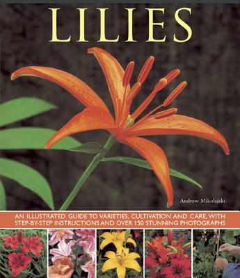Image for LILIES: AN ILLUSTRATED GUIDE TO VARIETIES, CULTIVATION AND CARE WITH STEP-BY-STEP INSTRUCTIONS AND