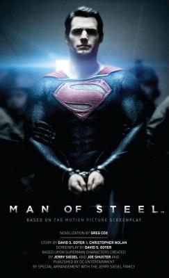 Image for Man of Steel: The Official Movie Novelization