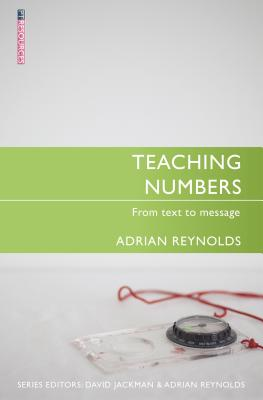 Image for Teaching Numbers: From Text to Message (Proclamation Trust)