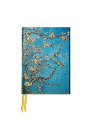 Image for Almond Blossom by Van Gogh (Foiled Pocket Journal) (Flame Tree Pocket Books)