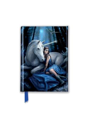 Image for Anne Stokes: Blue Moon (Foiled Pocket Journal) (Flame Tree Pocket Books)