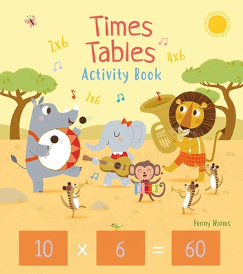 Image for Times Tables Activity Book (Arcturus Math Skills Workbooks)
