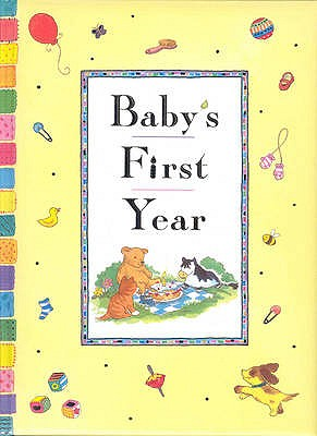 Baby's First Year: A Charmingly Illustrated Gift, Anna Award