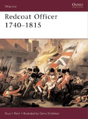 Image for Redcoat Officer 17401815