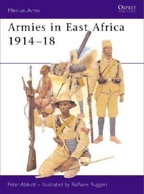 Image for Armies in East Africa 1914-18 (Men-at-Arms)