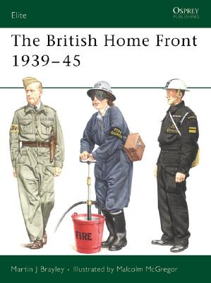 Image for The British Home Front 1939â45 (Elite)