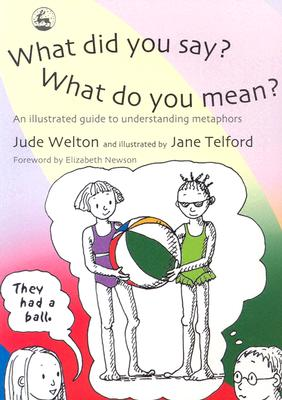 Image for What Did You Say? What Do You Mean?: An Illustrated Guide to Understanding Metaphors