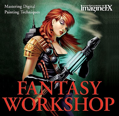 Image for Fantasy Workshop: Mastering Digital Painting Techniques (ImagineFX)