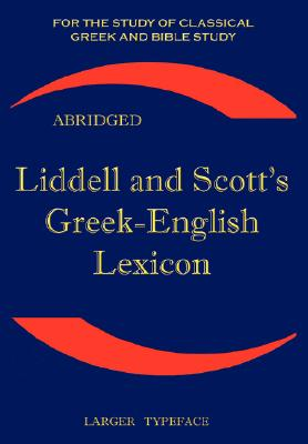 Image for Liddell and Scott's Greek-English Lexicon (Greek and English Edition)