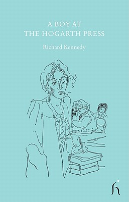 A Boy at the Hogarth Press (Modern Voices), Kennedy, Richard