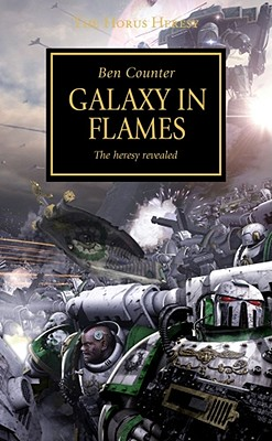 GALAXY IN FLAMES HORUS HERESY #003, COUNTER, BEN