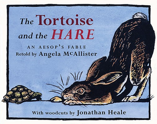 Image for The Tortoise and the Hare: An Aesop's Fable