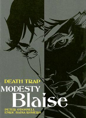 Image for Modesty Blaise Death Trap