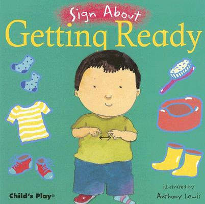 Image for Sign About: Getting Reading