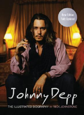 Image for Johnny Depp: The Illustrated Biography