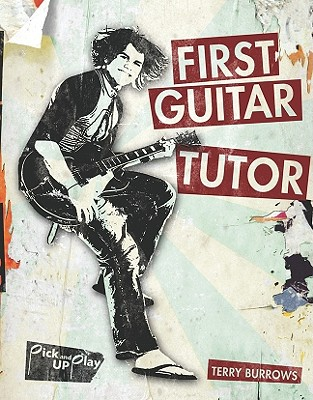 First Guitar Tutor, Terry Burrows