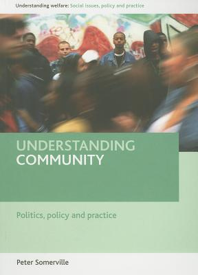 Image for Understanding Community: Politics, policy and practice