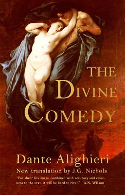 Image for DIVINE COMEDY, THE NEW TRANSLATION BY J.G. NICHOLS