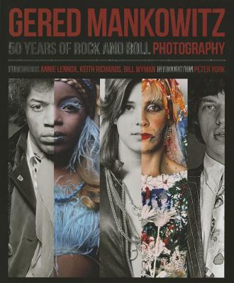 Image for Gered Mankowitz: 50 Years of Rock and Roll Photography