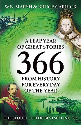 Image for A Leap Year Of Great Stories 366 From History For Every Day Of The Year